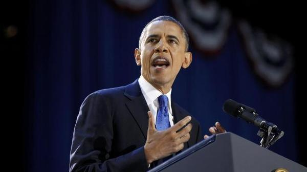 President Barack Obama Victory Speech 2012 �C.jpg