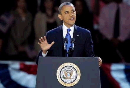 President Barack Obama Victory Speech 2012 �D.JPG